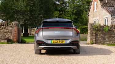 Kia EV6 GT-Line S – rear static