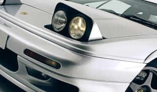 Lotus Esprit pop-up headlights