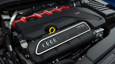 Audi RS3 Sportback - engine bay