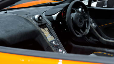 McLaren 650S Spider: Geneva 2014