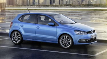 VW Polo 2014 facelift unveiled