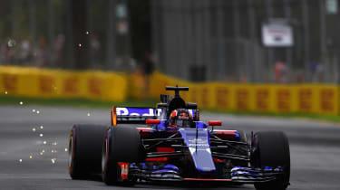 Toro Rosso Front Melbourne