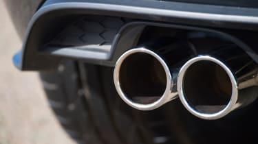 2017 Volkswagen Golf GTD - Exhaust