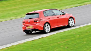 Volkswagen Golf R Mk6 - rear cornering