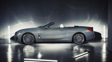 BMW 8-series Convertible - side