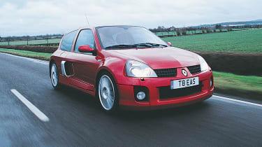 Renault Sport Clio V6 255 Mars Red
