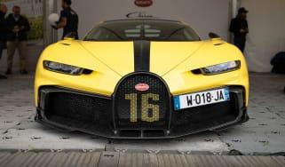 Bugatti Chiron Pur Sport FoS 2021