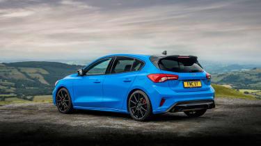 Ford Focus ST Edition – rear quarter