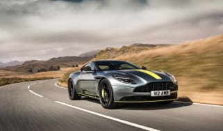 Aston Martin DB11 AMR - front tracking