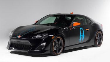 Steve Aoki x Scion FR-S: tuned Toyota GT86