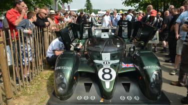 Bentley EXP8