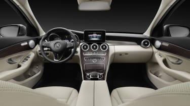 Mercedes C-class Estate 2015