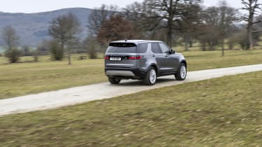 Land Rover Discovery 5 2021 - rear house