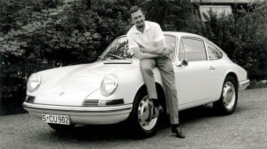 Ferdinand Porsche (1935-2012)