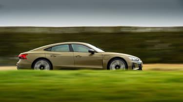 Audi RS e-tron GT evo - pan side