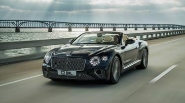 Bentley Continental GT V8 - nose