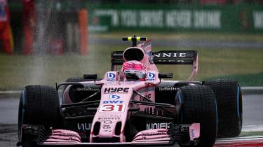 Formula One Round 13 - Force India