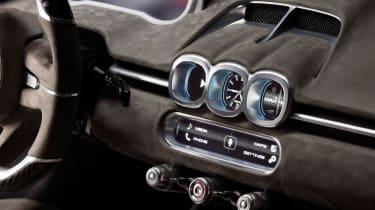 ATS Automobili GT Launch Edition - dials