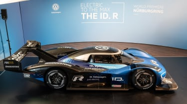 VW ID R nurburgring record