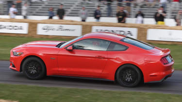 Ford Mustang news, specs and video