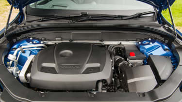 Volvo XC60 - engine