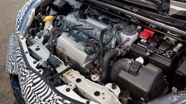 Toyota Yaris GRMN - engine