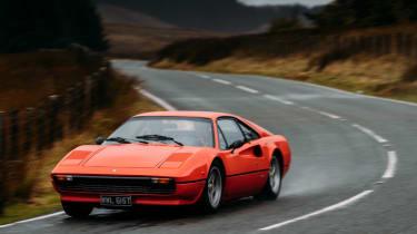 Ferrari 308 – front quarter