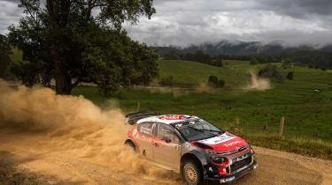 WRC Rally Australia - c3