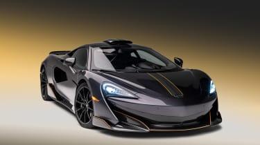 McLaren 600LT MSO - front quarter