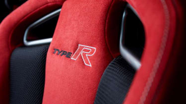 Honda Civic Type R - seat