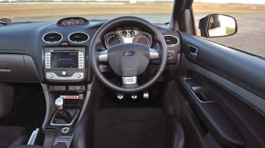 Ford Focus RS500 Interior