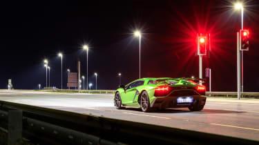 Lamborghini Aventador SVJevo – rear quarter static