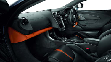McLaren MSO personalisation packs