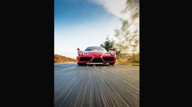 Ferrari Enzo evo front 2