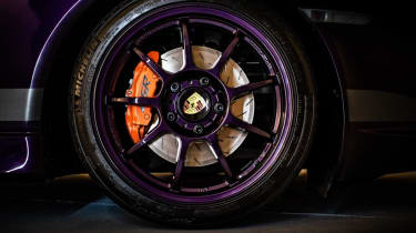 RPM CSR Evo wheel