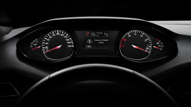 New Peugeot 308 dials rev counter