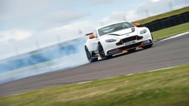 Aston Martin GT12 - sideways