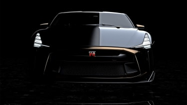 New Nissan GT-R50 by Italdesign prototype nose