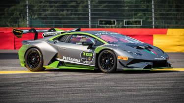 Lamborghini Huracán Super Trofeo Evo 10th Edition - Front