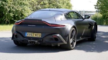 Aston Martin Vantage mule – 17