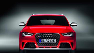 2012 Audi RS4 Avant front