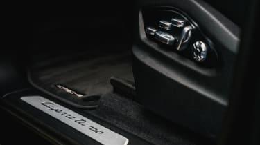 Porsche Cayenne Turbo - Sill plate