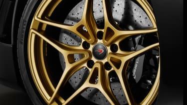 McLaren 720 S Dubai – wheel