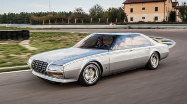 Ferrari Pinin front