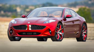 Fisker Atlantic unveiled