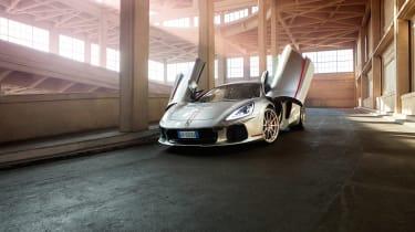 ATS Automobili GT - doors open