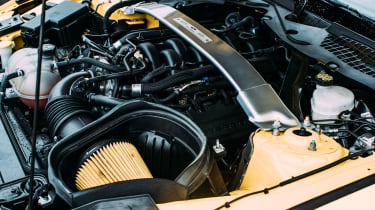 Ford Mustang Shelby GT350R - Engine