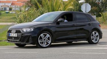 Audi A1 prototype - front quarter