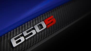 McLaren 650S teased ahead of Geneva