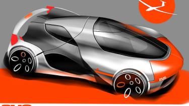 RCA car of the future
